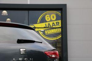 Auto van Sambeek Gendt 60 jaar