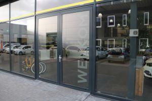 Autobedrijf van Sambeek Gendt ingang
