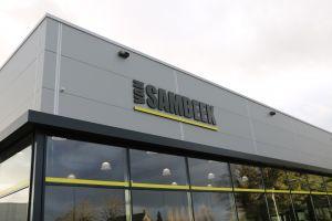 Autobedrijf van Sambeek Gendt pand