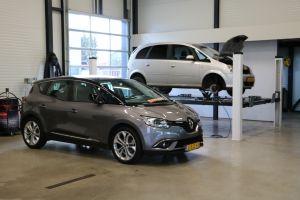 Autobedrijf van Sambeek Gendt werkplaats Renault