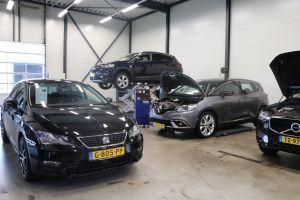 autobedrijf van sambeek werkplaats
